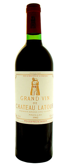 1982 Latour as Part of My Retirement Plan